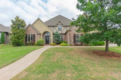 Edmond Single Family Home For Sale: 2100 Pembroke Lane