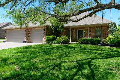 McClain County Single Family Home For Sale: 639 Williams Street