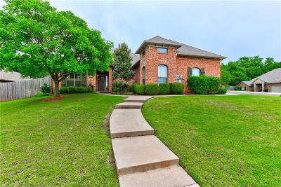 Edmond Single Family Home For Sale: 2502 Ashe Creek Drive