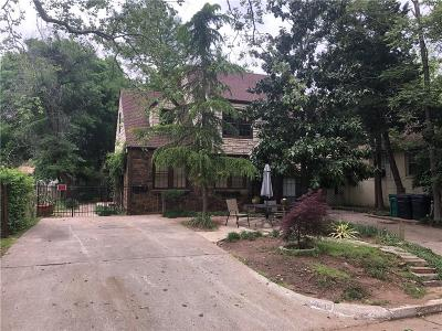 Oklahoma City Multi Family Home For Sale: 2643 NW 11th Street