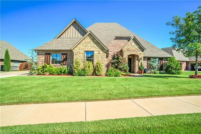 Edmond Single Family Home For Sale: 15412 Colonia Bella Drive
