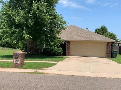 Norman Single Family Home For Sale: 901 Eagle Cliff Drive