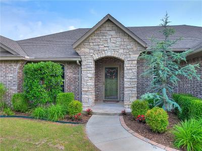 Edmond Single Family Home For Sale: 4075 Timberline Trail
