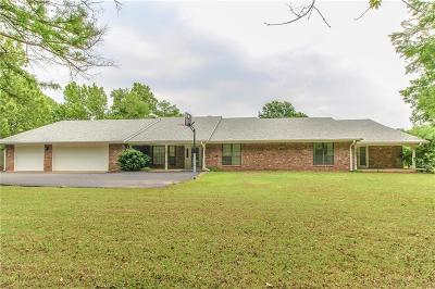 Oklahoma City Single Family Home For Sale: 10912 S Sooner Road