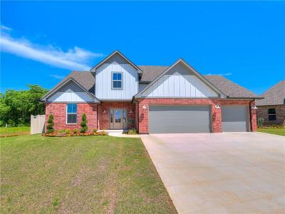 Midwest City Single Family Home For Sale: 208 Magnolia Ridge