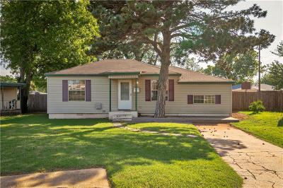 Elk City Single Family Home For Sale