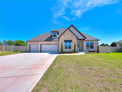 Oklahoma County Single Family Home For Sale: 224 Magnolia Ridge