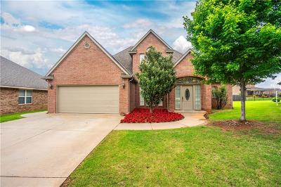 Edmond Single Family Home For Sale: 15604 Traditions Drive