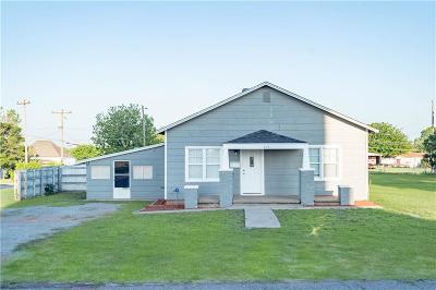 Mangum Single Family Home For Sale: 305 N Kern Street
