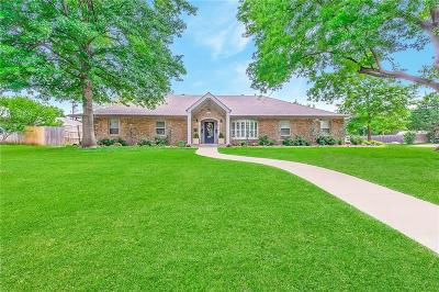 Oklahoma City Single Family Home For Sale: 1201 Westchester Drive