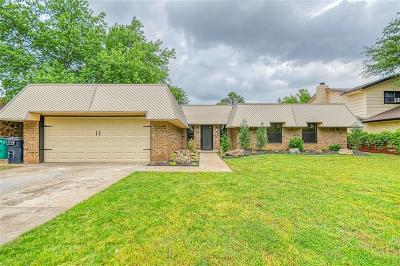 Oklahoma City OK Single Family Home For Sale: $193,000