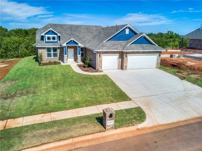 Moore Single Family Home For Sale: 1609 Pendleton Place