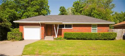 Norman Single Family Home For Sale: 511 Dee Ann Drive
