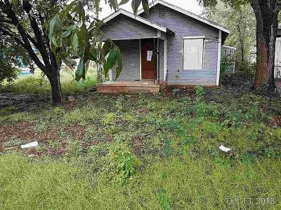 Anadarko OK Single Family Home Pending: $1,900