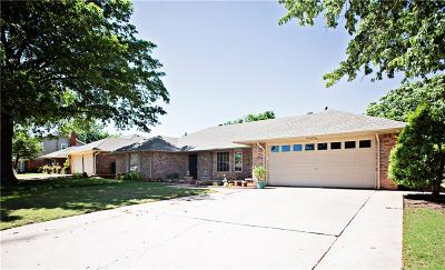 Oklahoma City Single Family Home For Sale: 5321 NW 114th Street