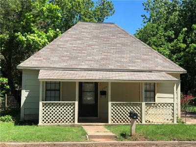 Elk City Single Family Home For Sale: 1207 W 8th