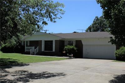 Shawnee Single Family Home For Sale: 17510 Coker Road