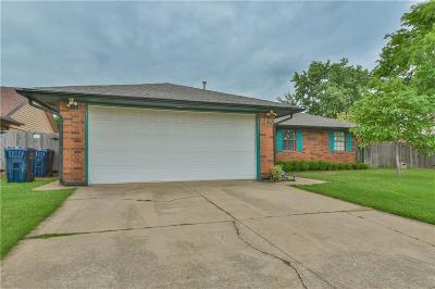 Oklahoma City Single Family Home For Sale: 7705 NW 102nd Street