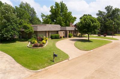 Weatherford Single Family Home For Sale: 1012 N Terrace Drive