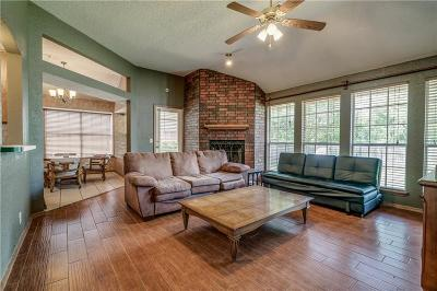 Edmond Single Family Home For Sale: 1019 Pruett Drive