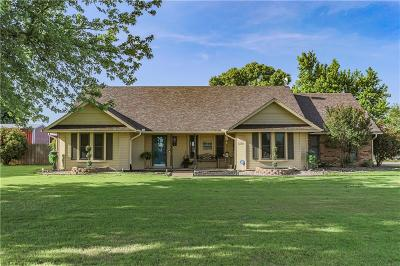 Weatherford Single Family Home For Sale: 2220 Ryan Drive