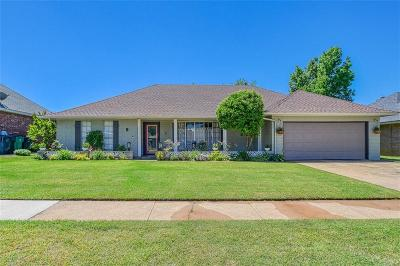 Oklahoma City Single Family Home For Sale: 8 SW 102nd Street