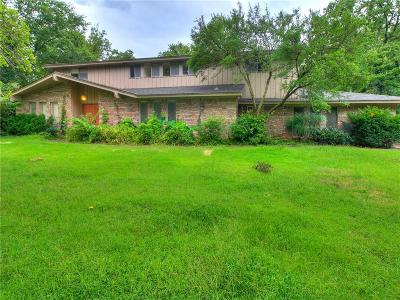 Edmond Single Family Home For Sale: 3424 Persimmon Creek Drive
