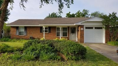Norman Single Family Home For Sale: 120 W Ridge Road
