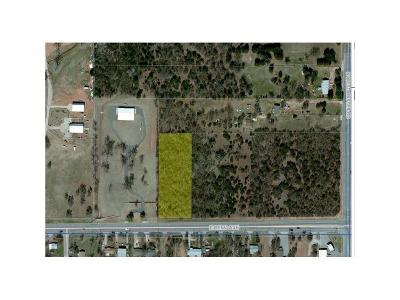 Midwest City OK Residential Lots & Land For Sale: $200,000