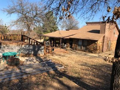 Choctaw Single Family Home For Sale: 18800 S Oakwind Road