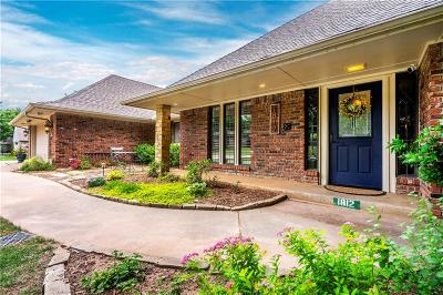 Edmond Single Family Home For Sale: 1812 Faircloud Drive