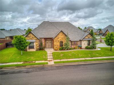 Oklahoma City Single Family Home For Sale: 12613 Quartz Place