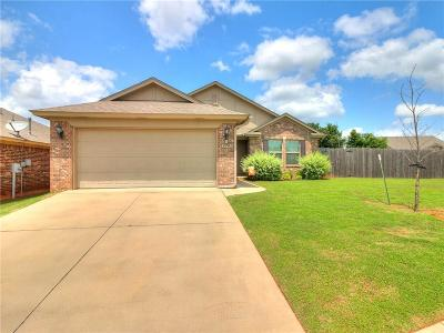Edmond Single Family Home For Sale: 2701 NW 186th Terrace
