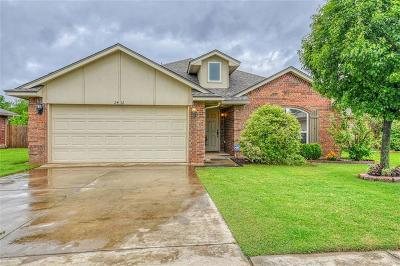 Norman Single Family Home For Sale: 2412 Deer Chase Drive