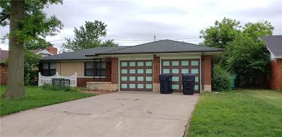 Oklahoma City Single Family Home For Sale: 3800 NW 58th Terrace