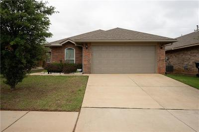 Edmond Single Family Home For Sale: 2213 NW 199th Street