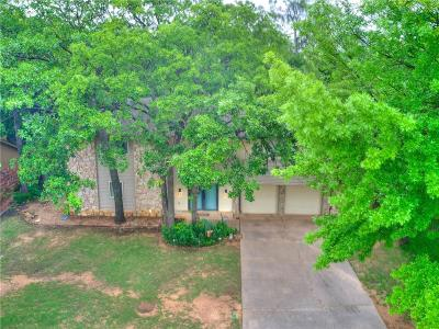 Edmond Single Family Home For Sale: 3600 Smoky Hollow Road