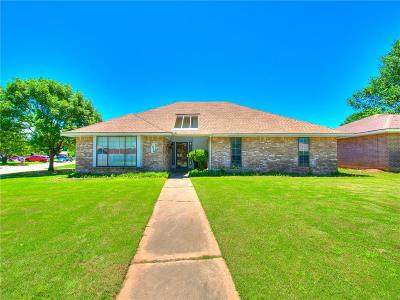 Midwest City Single Family Home For Sale: 1310 Verna Marie Drive
