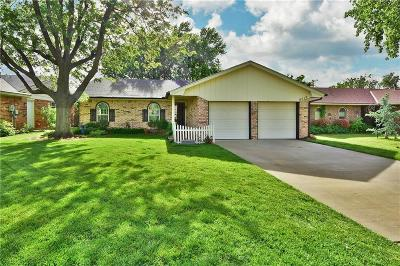 Single Family Home For Sale: 8619 Rambling Road