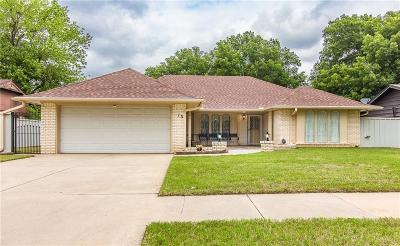 Oklahoma City OK Single Family Home For Sale: $163,000