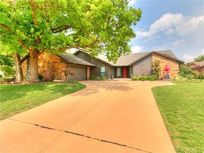Oklahoma City Single Family Home For Sale: 11500 Red Rock Road