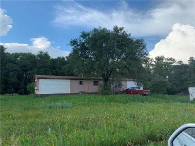 Elk City Single Family Home For Sale: 1300 S A - Merritt Road