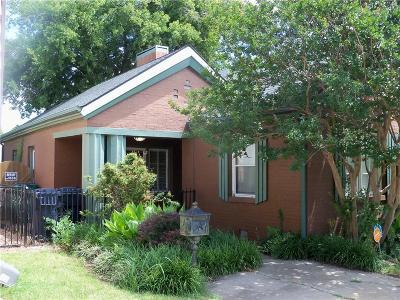 Oklahoma City Single Family Home For Sale: 2101 NW 25th Street