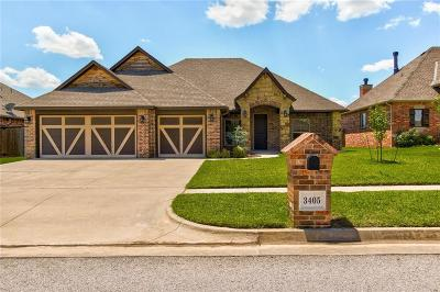 Moore Single Family Home For Sale: 3405 Elmo Way