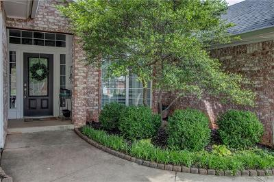 Edmond Single Family Home For Sale: 604 Colony Drive
