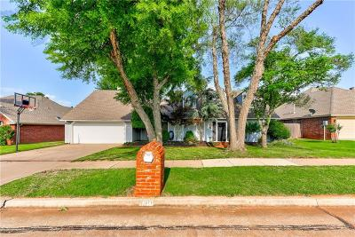 Edmond Single Family Home For Sale: 1816 Olde Towne Road