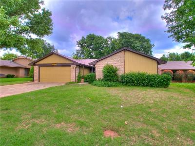 Oklahoma City Single Family Home For Sale: 10608 Bayberry Drive