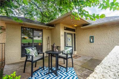 Edmond Condo/Townhouse Pending: 2100 Cobblestone Court #112
