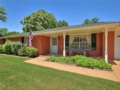 Weatherford Single Family Home For Sale: 1419 Pine Avenue