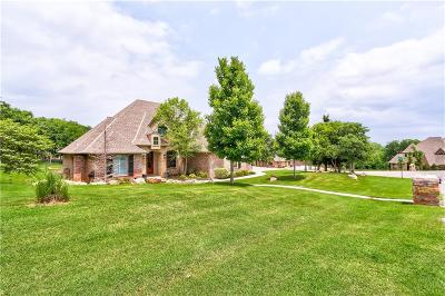 Edmond Single Family Home For Sale: 7689 Crockett Lane